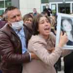 Büşra'nın ailesi karar sonrası sinir krizi geçirdi.