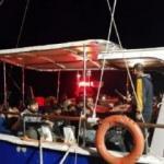 Çanakkale açıklarında 193 kaçak göçmen yakalandı