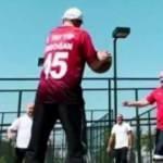 Cumhurbaşkanı Erdoğan'dan basketbol paylaşımı!