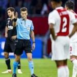 Beşiktaş'ı yakan Fransız hakeme büyük öfke!