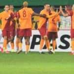 Galatasaray 90+11'de güldü!
