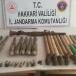 Hakkari kırsalında PKK'ya operasyon!
