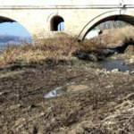 Hem Meriç Nehri hem de Tunca Nehri kuruma noktasına geldi