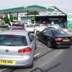 İngiltere'de benzin krizi: Ordu devreye girecek