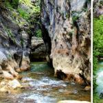 Kahramanmaraş'ın saklı cenneti: Hançer Kanyonu