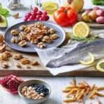 Kalp sağlığınız için Akdeniz tipi beslenme tercih edin!