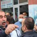 """Kırşehir'de Meral Akşener'in ekibine """"bozkurt işareti"""" tepkisi"""