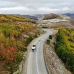 Kop Dağı'nda rengarenk sonbahar