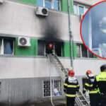 Köstence'de hastanede büyük yangın! Çok sayıda ölü var
