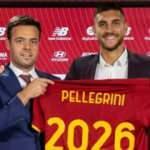 Lorenzo Pellegrini 2026'ya kadar Roma'da