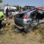 Malatya'da zincirleme kaza! Ölü ve yaralılar var