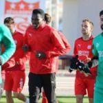Sivasspor'da zorlu Beşiktaş maçı öncesi 2 eksik