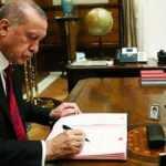 Erdoğan imzayı attı! 3 ilin valisi, 2 ilin de emniyet müdürü değişti