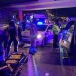 TEM'de feci kaza: 1'i ağır 3 yaralı
