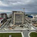 Trabzon Dünya Ticaret Merkezinin yüzde 90'ı tamamlandı