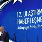 12. Ulaştırma ve Haberleşme Şurası'nda Kanal İstanbul detayı