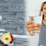 1 aylık su diyetiyle 20 kilo verebilmek mümkün