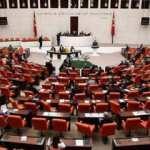 4 milletvekiline ait dokunulmazlık fezlekeleri Meclis'te