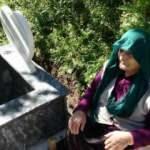 83 yaşında fındık topladı, parasıyla kendine mezar yaptırdı