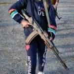 ABD'li eski askerden Ermeni çocuklara silahlı eğitim