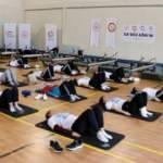 Ağrılı kadınlar ücretsiz pilates eğitimi alıp iş yeri açabilecek