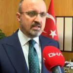 AK Parti'li Turan: 50 artı 1 CHP'yi vesayet sözcüsü olmaktan öte bir parti haline getirdi