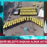 Bursa Büyükşehir Belediye Başkanı Alinur Aktaş Ülke TV'de soruları cevapladı