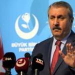 Destici'den Millet İttifakı'nın sistem tartışmasına eleştiri