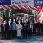 Diyanet Vakfı'dan Gaziantep'e kız öğrenci yurdu;  Açılışını Erbaş yaptı