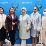 Emine Erdoğan: Kalkınma ancak kadınların güçlenmesiyle mümkündür