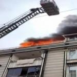 Esenyurt'ta şarjda bırakılan telefon yangına neden oldu