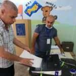 Irak'ta özel oylama günü