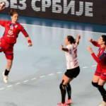Kadın Hentbol Milli Takımı, Sırbistan'a kaybetti