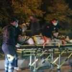 Menteşe'de 3 araç birbirine girdi: 2 yaralı