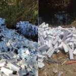 Mısır'da çöplükte yüzlerce Kovid-19 aşısı bulundu