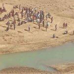 Siirt'te baraj gölüne giren 2 kişi boğuldu