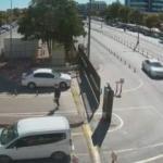 Avukatı vuran şüphelileri polis tek başına yakaladı