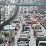 Son Dakika: İstanbul'da yağış trafiği felç etti!