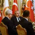 TBMM Başkanı Mustafa Şentop'tan Pelosi'ye Türkiye daveti