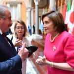 TBMM Başkanı Şentop'tan İtalya'da yoğun diplomasi trafiği
