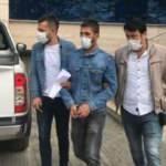 Trafikte tartıştığı milli sporcuyu vuran taksici tutuklandı