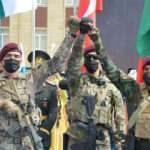 Türkiye ve Azerbaycan, işgal bölgelerini  tatbikatla kurtardı