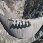 Türkiye'nin en yüksek barajı, gelecek ay su tutacak