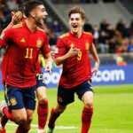 UEFA Uluslar Ligi'nde ilk finalist İspanya!
