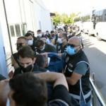 Adana'da ihale yolsuzluğu şüphelisi 87 kişi adliyede