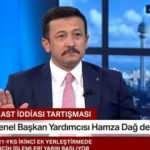 AK Partili Hamza Dağ: Kemal Kılıçdaroğlu yalancı ve dedikoducudur