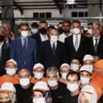 Alanında Avrupa'nın en büyük fabrikası Tokat'ta  açıldı
