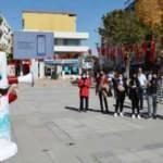 Aşılamada 'turuncu' listedeki Aksaray'da kostümlü çağrı
