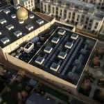 Avrupa'nın çevre dostu camisi mimari ödüle aday