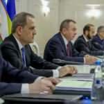 Azeri, Ermeni ve Rus bakanlar Minsk'te buluştu
